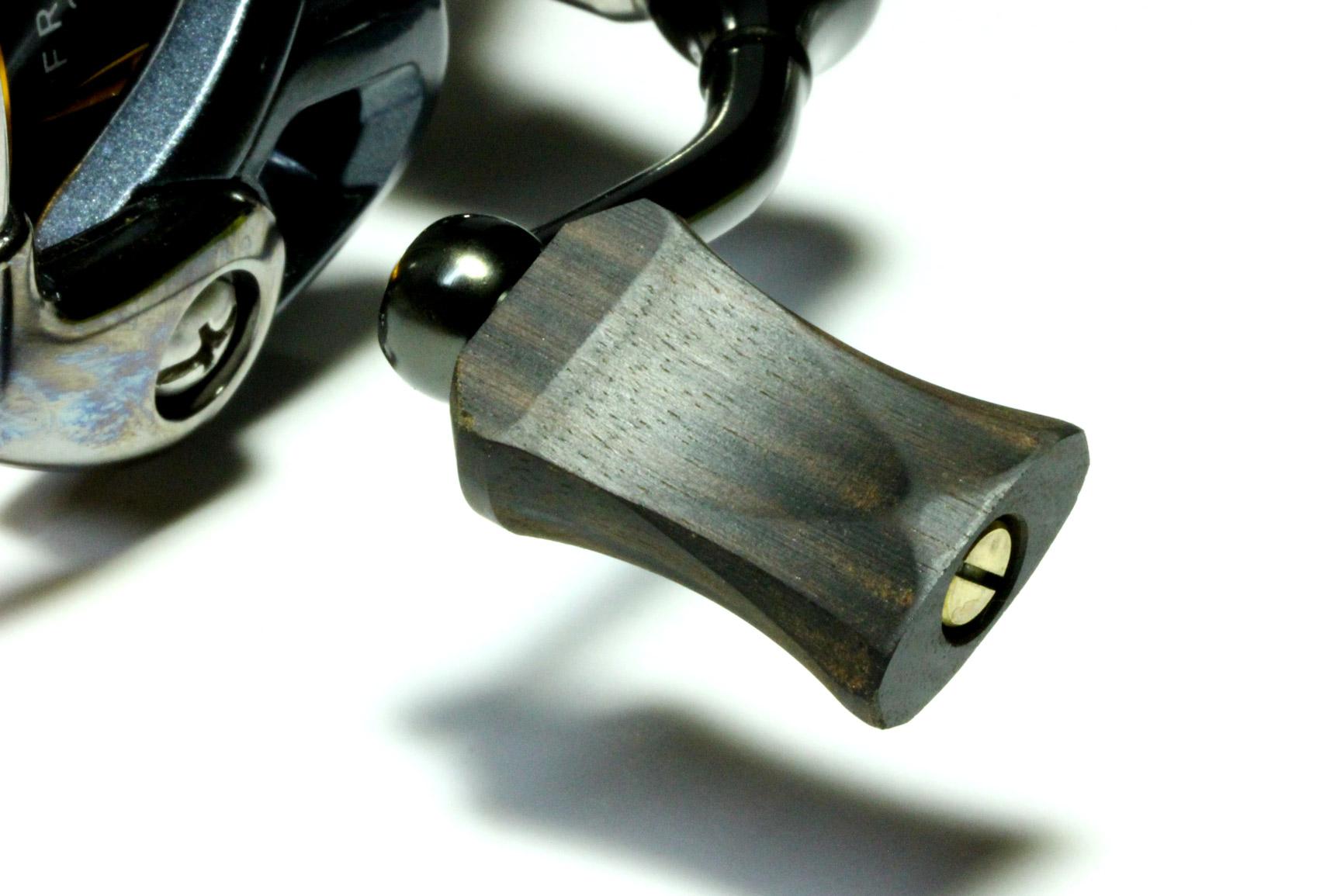 ハンドルノブ ウッド thinflat290 smart